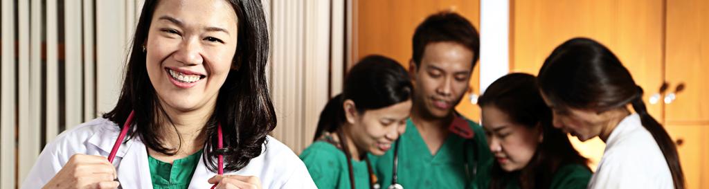 Awarding Medical and Nursing School Scholarships